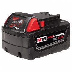 M18 REDLITHIUM XC 4.0 Extended Capacity Battery Pack (48-11-1840)