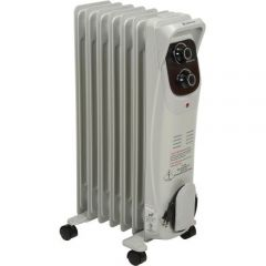 COMFORT ZONE OIL-FILLED CONVECTION HEATER 600/900/1500